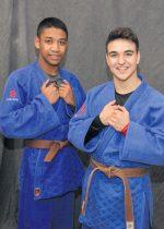Judo : Faniry et Félix font la paire