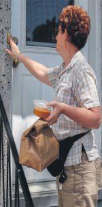 La Popote roulante, des repas complets livrés à domicile en toutes saisons!